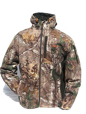 6f49e289da Cabela's Men's Realtree XTRA Waterproof Windproof Scent Factor Hunting  Jacket