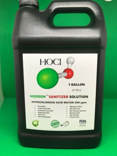 Disinfecting spray or fogger, Cleaner Disinfectant 1 gallon Surface Sanitizer