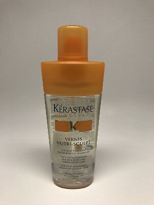 (New Kerastase Nutritive Vernis Nutri-Sculpt Ultra-Shine Top Coat 3.4 oz)
