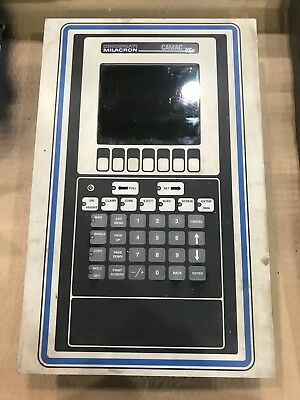 Stopol Equipment Sales Injection Molding Machine Cincinnati Milacron Camac Vsx