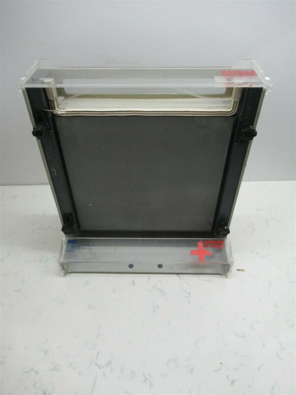 BRL Bethesda Research Laboratories S2 Sequencing Gel Electrophoresis System