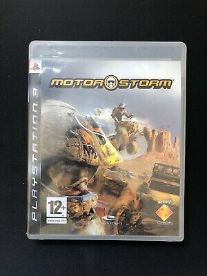 MOTORSTORM Sony Playstation 3 Game PS3 for sale  Shipping to Nigeria