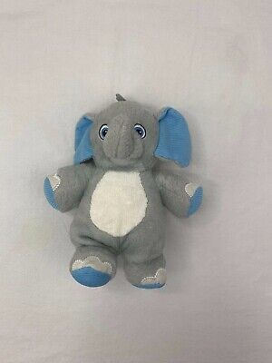 Blue Elephant Stuffed Animal (Garanimals Elephant 7