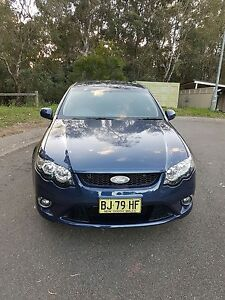 2010 Ford Falcon XR6 Sedan LOW KMS Casula Liverpool Area Preview