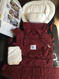 Baby Carrier: Ergo Baby Multi Position - Immaculate Condition