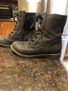 Girls boots - casual