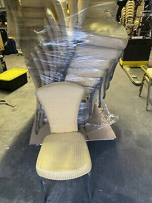 38 X Gasser Fancy Banquet Chairs Model Jjkl 4090. Golden. Pick Up Nj Location