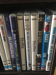 520 DVDs for sale - Price is firm Port Elliot Alexandrina Area Preview