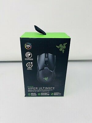 Razer Viper Ultimate Wireless Optical Gaming Mouse - Black