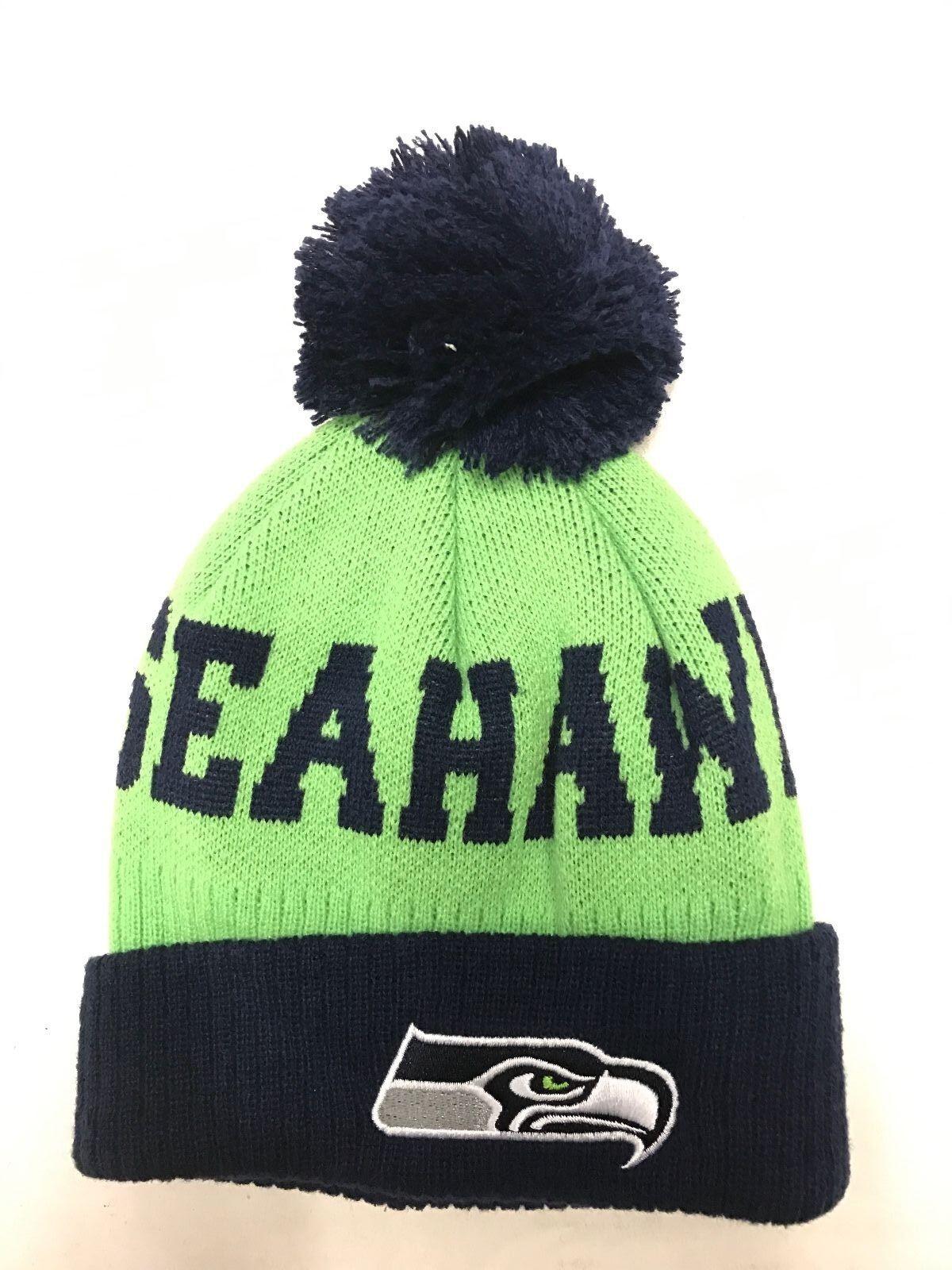 NFL Newborn/Infant/Toddler Seattle Seahawks Team Colors Cuff