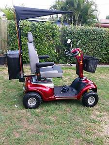 Shop Rider Rocky 4  Mobility Scooter Like New,  Must Sell Deception Bay Caboolture Area Preview