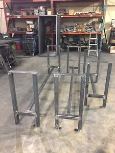 Heavy duty work bench frame !