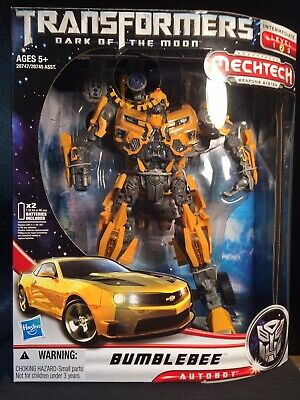 Transformers Dark of the Moon Leader Class Bumblebee- Brand New- Collector MISB!