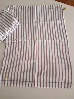 6x Enjo Tea Towels