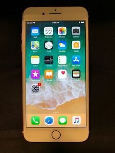iPhone 7 Plus 128 GB Unlocked Rose Gold Mint Condition.