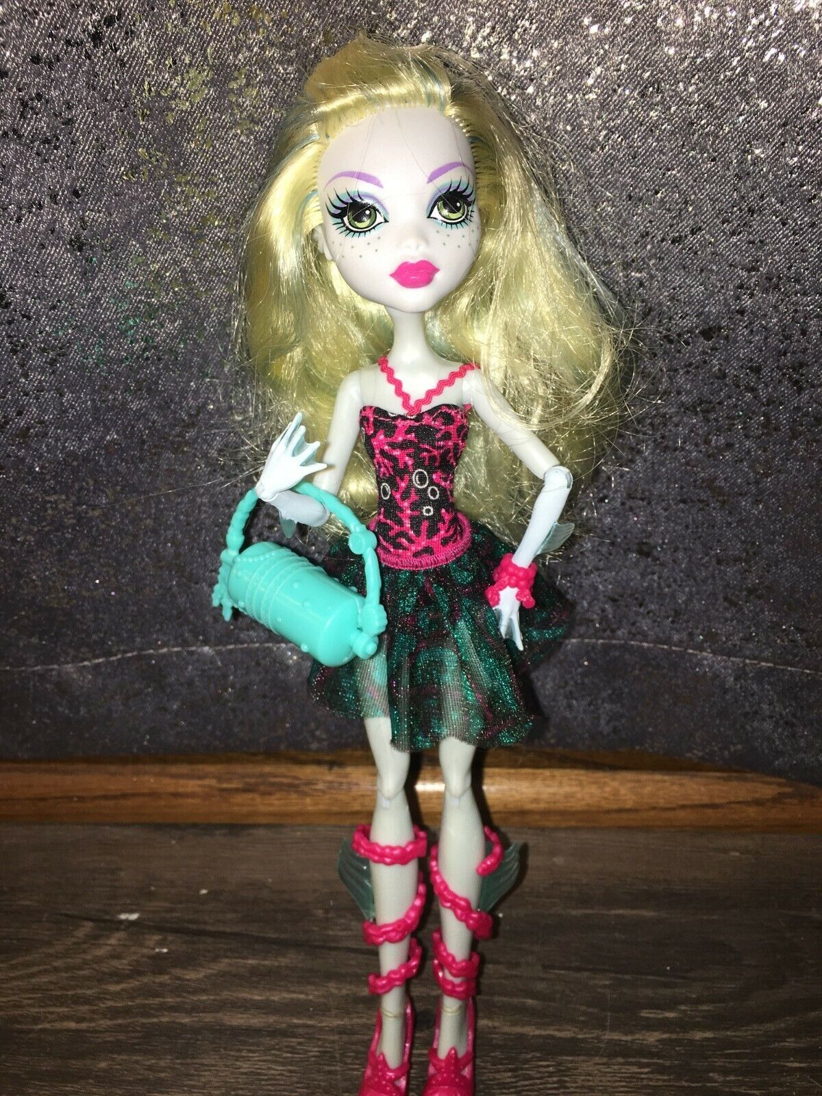 Laguna Blue Monster High Scary Doll  - $4.40