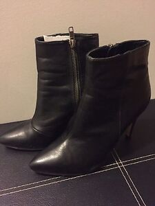 Black Pointy Boots
