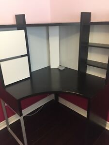 MICKE Corner work station- IKEA Corner Desk