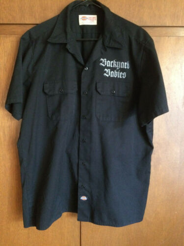 Backyard Babies - Dickies brand work shirt - XL