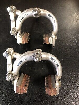 1 NEW OLD STOCK CAMPAGNOLO RECORD Tige de selle Clamp assembly CRADLE Bas Aero C RECORD