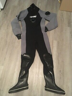 Sporting Goods Bare Scuba Diving Drysuit Boots Size 10 Xl Easy And Simple To Handle
