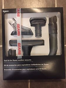 Dyson tool kit for cordless vacuums **NEW**