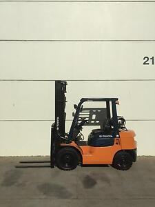 Toyota Forklift 2.5ton $10,000.00plus GST Smeaton Grange Camden Area Preview