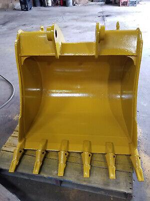 36 Caterpillar Backhoe Excavator Bucket 6 Tooth D E Series Cat