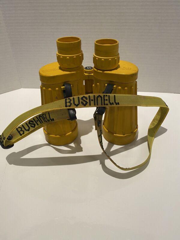 Bushnell Waterproof 7 x 50 Binoculars With Neck Strap