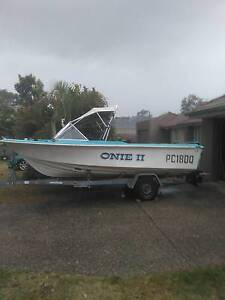 FAMILY BOAT Caboolture Caboolture Area Preview