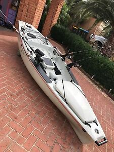 Hobie Pro Angler 14 ft Kayak with custom trailer Tarneit Wyndham Area Preview