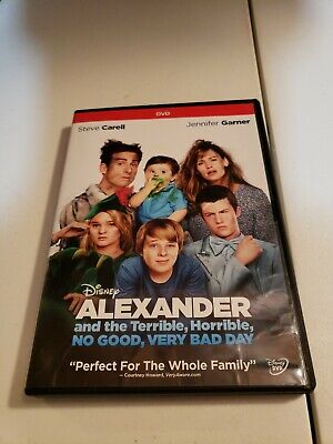 Alexander and the Terrible, Horrible, No Good, Very Bad Day (DVD, (Alexander And The Horrible Very Bad Day)