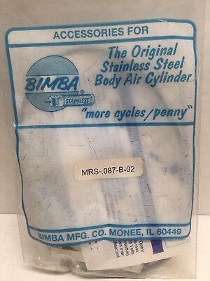 Bimba Mrs-.087-b-02 Magnetic Reed Switch