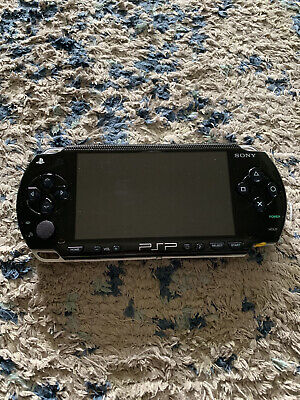 Sony PlayStation Portable Value Pack - Black (PSP-1001K)