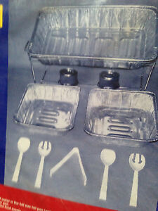 Party serving kit new!