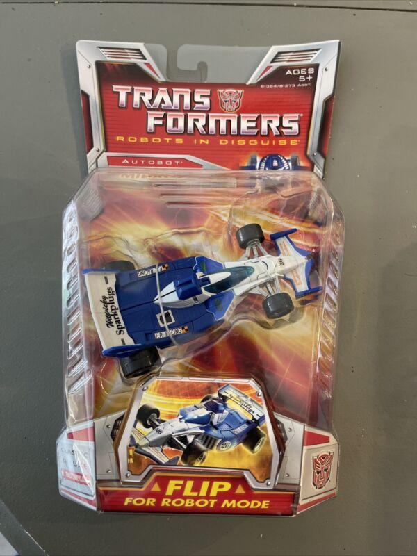 Hasbro Transformers Classic Deluxe: Mirage Action Figure UNOPENED