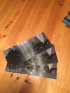 2 Shambhala music festival tickets