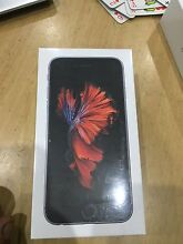 iPhone 6s brand new in the box  spacgrey with seals Unwanted gift Greystanes Parramatta Area Preview