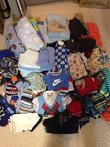 Boys Clothing (N-9 months) - All for $65