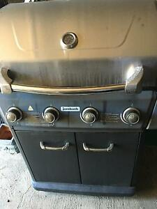4 + 1 BBQ Burner Seaforth Manly Area Preview