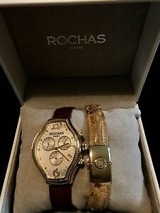 Rochas ladies watch