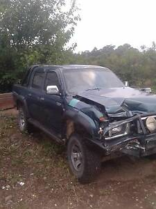 1998 Toyota Hilux SR5 Damaged Ute Dural Hornsby Area Preview