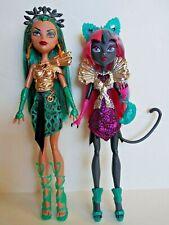 monster high boo york city schemes catty noir  nefera de nile dolls | ebay