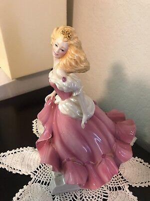 "Disney CINDERELLA Gerda Neubacher Franklin Mint Heirloom 10.5"" Figurine (cF 4)"