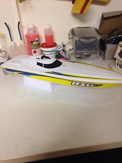 Speed RC boat very fast Mount Gravatt Brisbane South East Preview