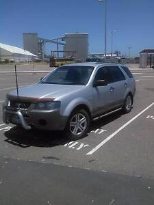 Ford territory 2005 auto Watheroo Moora Area Preview