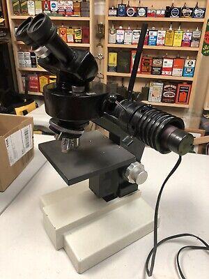 Wild M12 Microscope W Wild 7196 V1.4x
