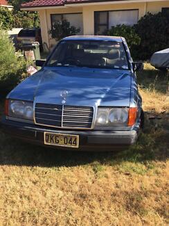 1987 Mercedes 300E Perth Perth City Area Preview