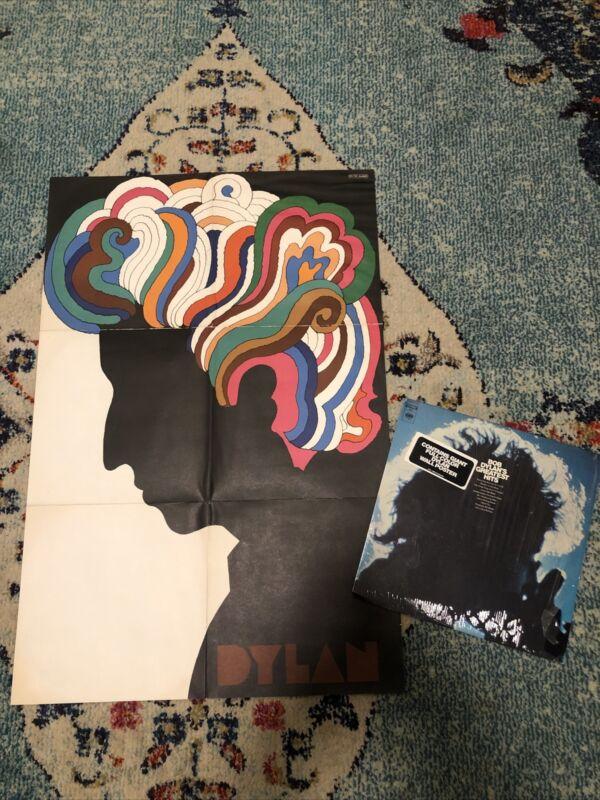 Milton Glaser / Bob Dylan Poster (1967)