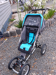 Bertini Jogger pram Ballarat Central Ballarat City Preview